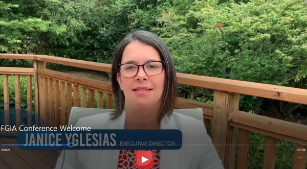 Janice Yglesias Welcome Video